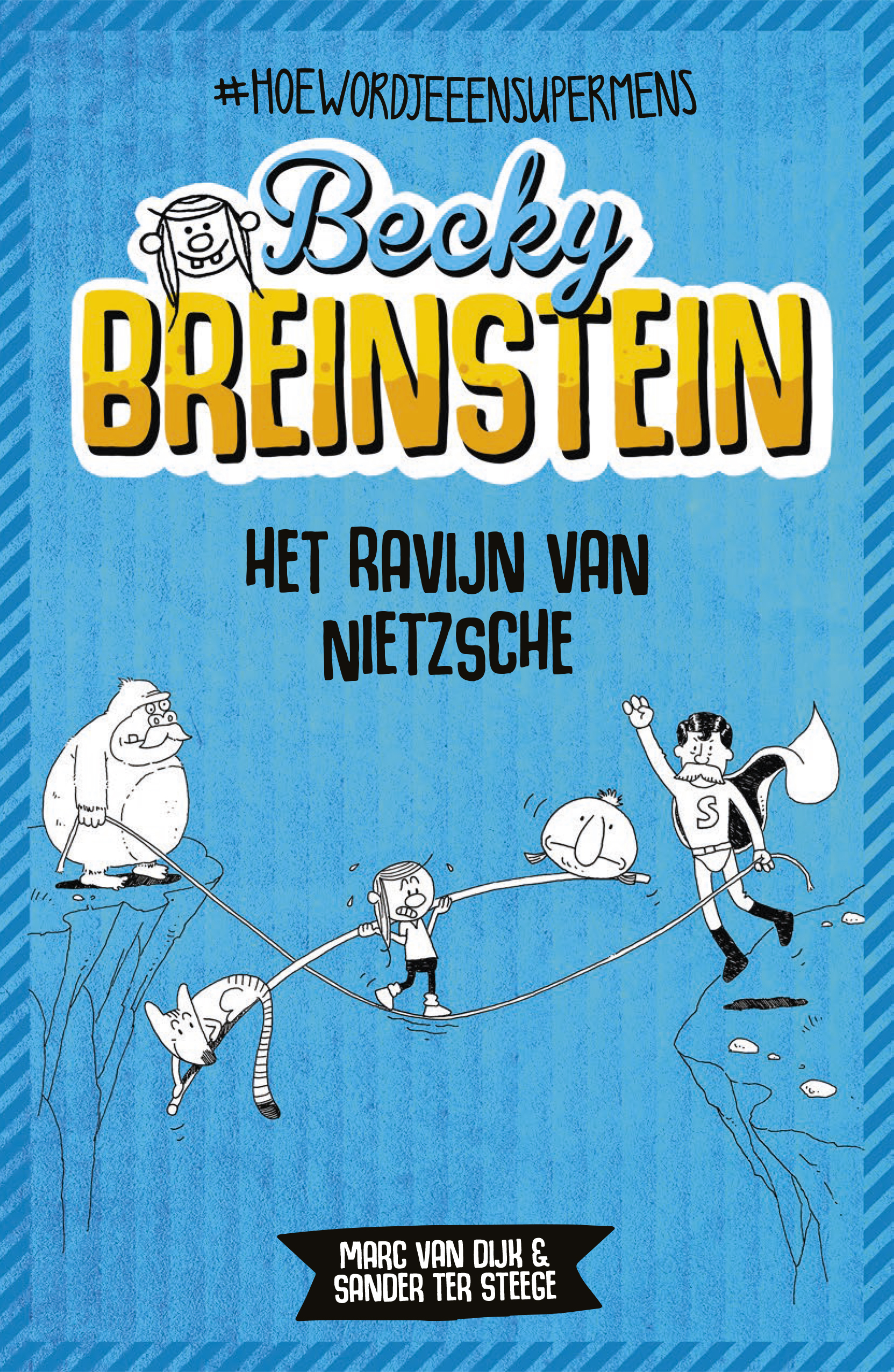 Becky Breinstein #2 - omslag